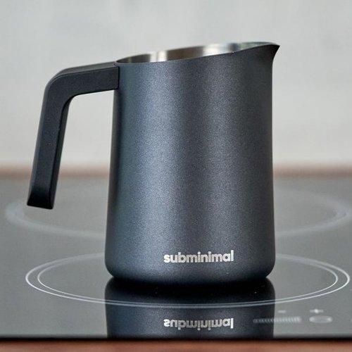 Subminimal FlowTip Milk Jug (Black)
