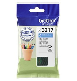 Brother Brother LC-3217C ink cyan 550p pages (original)