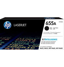 HP HP 655A (CF450A) toner black 12500 pages (original)