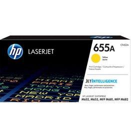 HP HP 655A (CF452A) toner yellow 10500 pages (original)