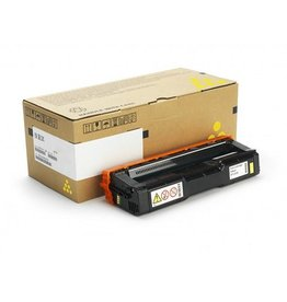 Ricoh Ricoh SP C252E (407534) toner yellow 4000 pages (original)