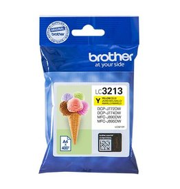 Brother Brother LC-3213Y ink yellow 400 pages (original)
