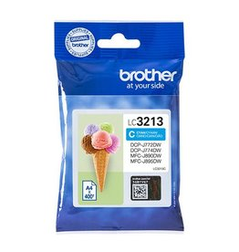 Brother Brother LC-3213C ink cyan 400 pages (original)