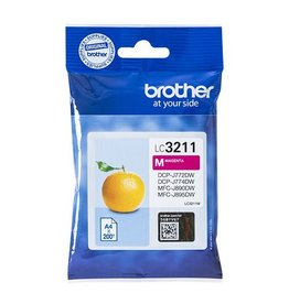 Brother Brother LC-3211M ink magenta 200 pages (original)