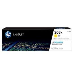 HP HP 203X (CF542X) toner yellow 2500 pages (original)