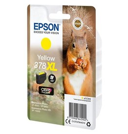 Epson Epson 378XL (C13T37944010) ink yellow 830 pages (original)