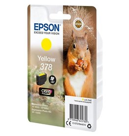 Epson Epson 378 (C13T37844010) ink yellow 360 pages (original)