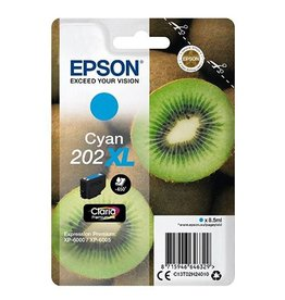 Epson Epson 202XL (C13T02H24010) ink cyan 650 pages (original)