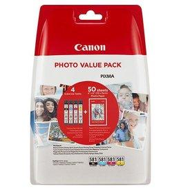 Canon Canon CLI-581 (2106C005) multipack 4x5,6ml (original)