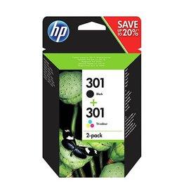 HP HP 301 (N9J72AE) multipack black/color (original)