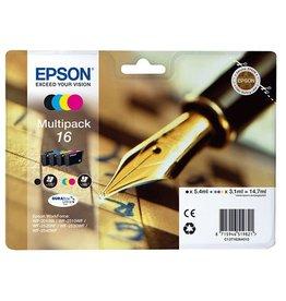 Epson Epson 16 (C13T16264010) multipack c/m/y/bk 670p (original)