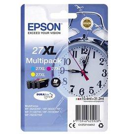 Epson Epson 27XL (C13T27154010) ink c/m/y 3x1100 pages (original)