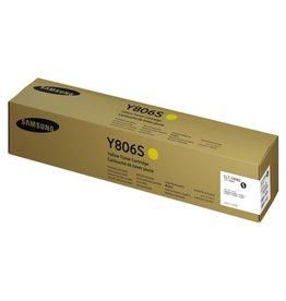 Samsung Samsung CLT-Y806S (SS728A) toner yellow 30000p (original)