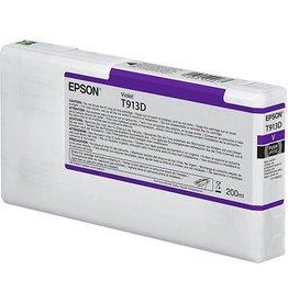 Epson Epson T913D (C13T913D00) ink violet 200ml (original)