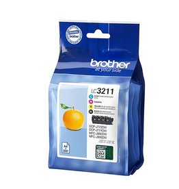 Brother Brother LC-3211VALDR multipack bk/c/m/y 200 pages (original)