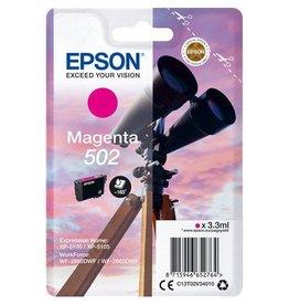Epson Epson 502 (C13T02V34010) ink magenta 165 pages (original)
