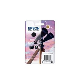 Epson Epson 502XL (C13T02W14010) ink black 550 pages (original)