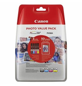 Canon Canon CLI-551XL (6443B006) valuepack c/m/y/bk (original)