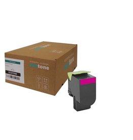 Ecotone Lexmark 70C0X30 toner magenta 4000 pages (Ecotone)