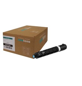Ecotone Canon C-EXV 49 (8525B002) toner cyan 19000 pages (Ecotone)