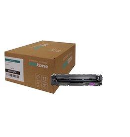 Ecotone HP 203X (CF543X) toner magenta 2500 pages (Ecotone)
