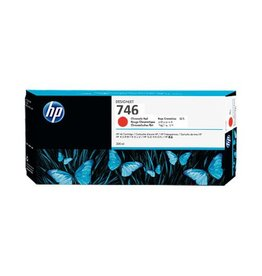 HP HP 746 (P2V81A) ink red 300ml (original)