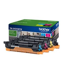 Brother Brother TN-243CMYK multipack c/m/y/bk 4000 pages (original)