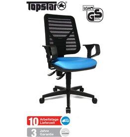 TOPSTAR Bürostuhl Artwork 10 PK, blau