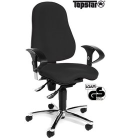 TOPSTAR Bürostuhl Sitness 10, schwarz