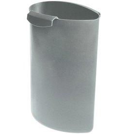 HAN Abfalleinsatz MOON, PP, ohne Deckel, 6 l, lichtgrau