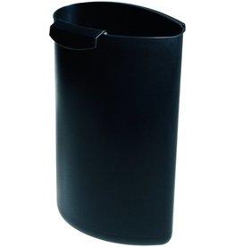 HAN Abfalleinsatz MOON, PP, ohne Deckel, 6 l, schwarz