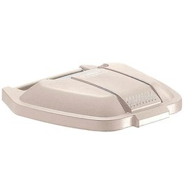 RubbermaidCommercial Products Deckel, PP, beige