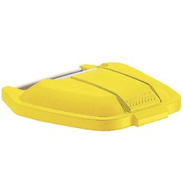 RubbermaidCommercial Products Deckel, PP, gelb