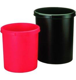 HAN Papierkorb, PP, rund, 30l, 375x410mm, grün