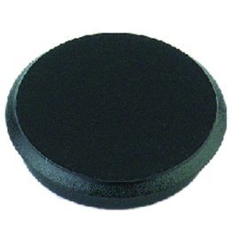 ALCO Magnet, rund, Ø: 13 mm, 7 mm, Haftkraft: 100 g, schwarz