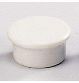DAHLE Magnet, rund, Ø: 13 mm, Haftkraft: 100 g, grau
