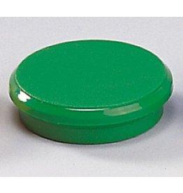 DAHLE Magnet, rund, Ø: 24 mm, Haftkraft: 300 g, grün [10st]