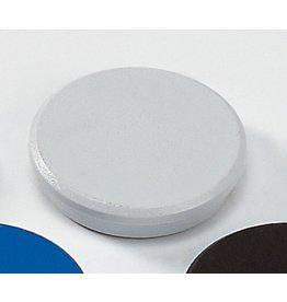 DAHLE Magnet, rund, Ø: 32 mm, Haftkraft: 800 g, grau