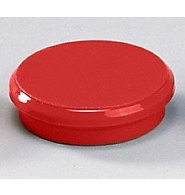 DAHLE Magnet, rund, Ø: 32 mm, Haftkraft: 800 g, rot [10st]