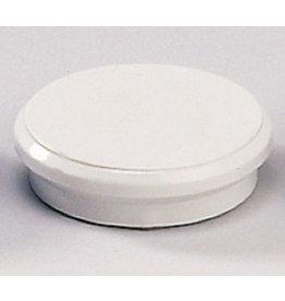 DAHLE Magnet, rund, Ø: 32 mm, Haftkraft: 800 g, weiß [10st]