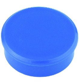ALCO Magnet, rund, Ø: 38 mm, 13,5 mm, Haftkraft: 2.500 g, blau