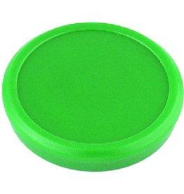 ALCO Magnet, rund, Ø: 38 mm, 13,5 mm, Haftkraft: 2.500 g, grün