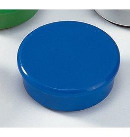 DAHLE Magnet, rund, Ø: 38 mm, Haftkraft: 2.500 g, blau [10st]