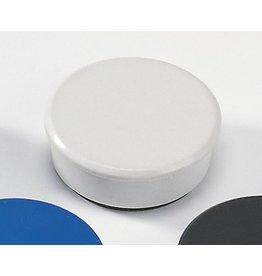 DAHLE Magnet, rund, Ø: 38 mm, Haftkraft: 2.500 g, grau