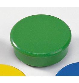 DAHLE Magnet, rund, Ø: 38 mm, Haftkraft: 2.500 g, grün [10st]