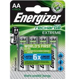 Energizer Akku, EXTREME, NiMH, Mignon, AA, HR6, 1,2 V, 2.300 mAh