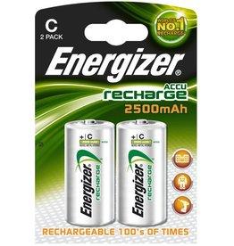 Energizer Akku, NiMH, Baby, C, HR14, 1,2V, 2.500mAh