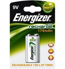 Energizer Akku, NiMH, E-Block, 9V-Block, HR22, 9V, 175 mAh