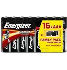 Energizer Batterie, ALKALINE Power, Alkali-Mangan, Micro, AAA, LR03, 1,5 V