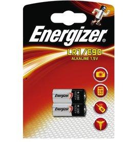 Energizer Batterie, ALKALINE, Alkaline, LR1/E90, 1,5 V